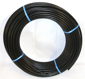 Picture of 16mm LDPE Pipe 100m Coil -Black