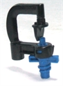 Picture of Mini Sprinkler Nozzle 180 Deg (blue)