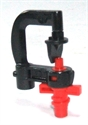 Picture of Mini Sprinkler Nozzle 180 Deg (Red)