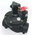 "Picture of 1 1/2"" Bermad solenoid valve"