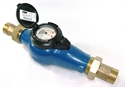 "Picture of 1 1/2"" Arad Cold Water Meter"
