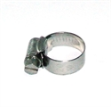 "Picture of 1/2"" Stainless Steel Hose Clip"