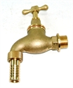 "Picture of 3/4"" Hose union bib tap"