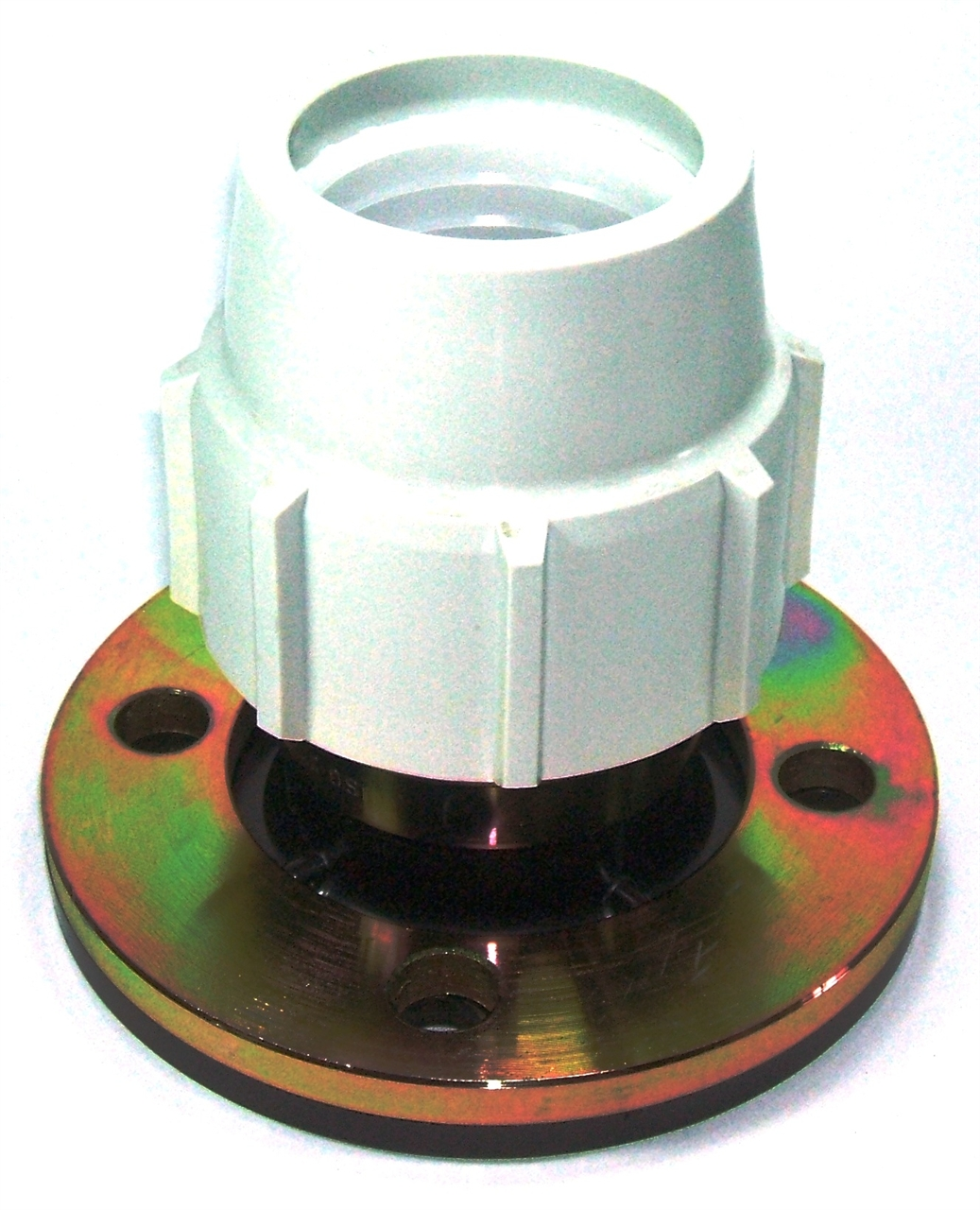 Mm quot plasson compression flange adaptor np with