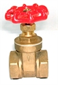"Picture of 1"" Heavy Model Gate Valve"