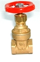 "Picture of 1/4"" Heavy Model Gate Valve"