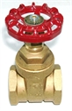 "Picture of 1 1/4"" D151A Gate Valve"