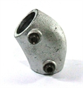 "Picture of Interclamp 1 1/2"" 45 Degree Elbow"