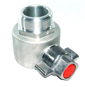 "Picture of Female hydrant coupling x 2"" male"