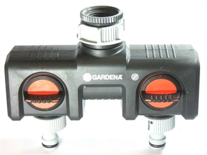 Picture of Gardena Twin-Tap Connector(8193)