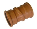 Picture of 110mm Underground Drainage adjustable bend double socket