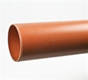 Picture of 110mm Underground Drainage Pipe - plain ended