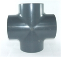Picture of 110mm PVC Cross