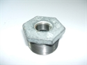 "Picture of 1 1/4 x 3/8"" Galvanised Bush"