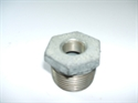 "Picture of 1 1/4 x 3/4"" Galvanised Bush"