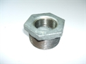 "Picture of 1 1/2 x 1 1/4"" Galvanised Bush"