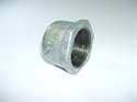 "Picture of 1 1/2"" Galvanised Cap"