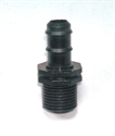 """Picture of 16mm x 1/2"""" Barbed Connector"""