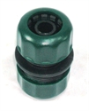 """Picture of 1/2"""" Plastic Hose Connector"""