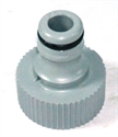 """Picture of 1/2""""plastic Tap Connector"""