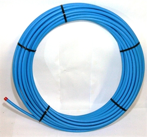 Picture of 63mm MDPE Pipe 50m Coil-Blue