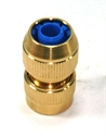 """Picture of 3/4"""" Brass Click Connector"""