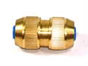 """Picture of 1/2"""" Brass Hose To Hose Connector"""