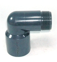 "Picture of 1 1/2"" BSP Adaptor Elbow"