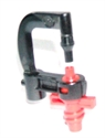 Picture of Mini Sprinkler Mist Nozzle  (Red)