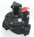 "Picture of 1 1/2"" Bermad solenoid valve"