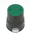 "Picture of  6"" Economy Round Hydrant Box"