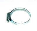 """Picture of 1 1/2"""" Hose Clip (size 60)"""