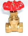 """Picture of 1/2"""" Heavy Model Gate Valve"""