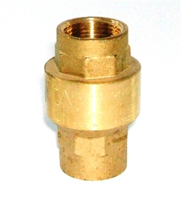 """Picture of 3/4"""" Check Valve"""