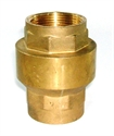 """Picture of 1 1/2"""" Check Valve"""