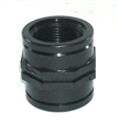 "Picture of 1 1/4"" Polypropylene socket"