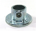 """Picture of Interclamp 1 1/2"""" Base Flange - Round"""