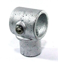 """Picture of 1 1/4""""Interclamp Short Tee With Stub"""