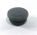 """Picture of Interclamp 1 1/4"""" Plastic Stop End"""