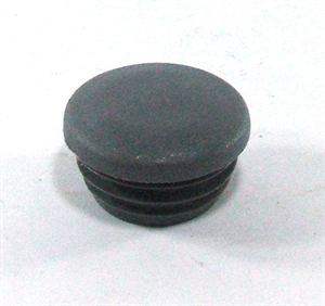 """Picture of Interclamp 1 1/2"""" Plastic Stop End"""