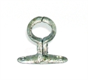 "Picture of 1/2"" Galvanised school board pattern clips"