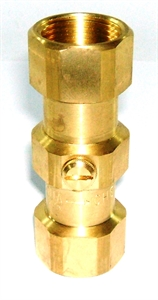 """Picture of 1"""" Double Check Valve"""