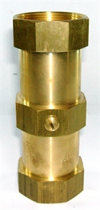 """Picture of 2"""" Double Check Valve"""