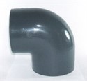 Picture of 110mm PVC elbow