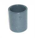"""Picture of 1 1/4"""" x 40mm PVC Adaptor Socket"""