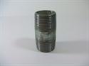 "Picture of 1 1/2"" Galvanised Barrel Nipple"