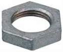 """Picture of 1 1/4"""" Galvanised Backnut"""