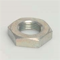 """Picture of 1 1/2"""" Galvanised Backnut"""