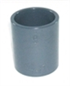 """Picture of 1 1/2"""" x 50,, PVC Adaptor Socket"""