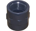 "Picture of 1 1/2"" PVC Threaded Socket"